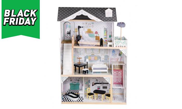 7 בית בובות לילדים במבחר דגמים