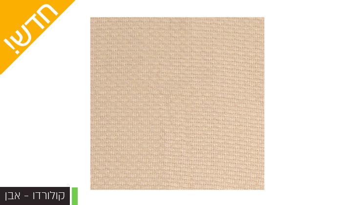 6 כיסוי מיטה 100% כותנה ASHRAM המשמש גם כשמיכה במגוון גדלים, דגמים וצבעים לבחירה