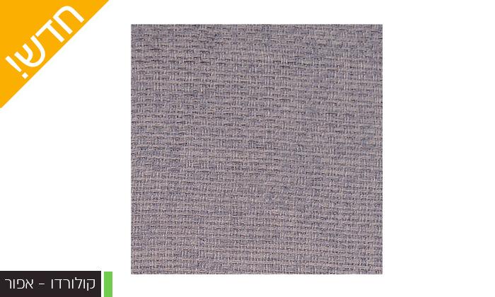 7 כיסוי מיטה 100% כותנה ASHRAM המשמש גם כשמיכה במגוון גדלים, דגמים וצבעים לבחירה