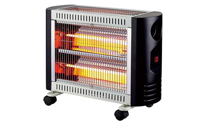 2 תנור חימום NORMANDE דגם SYH 1206C - משלוח חינם