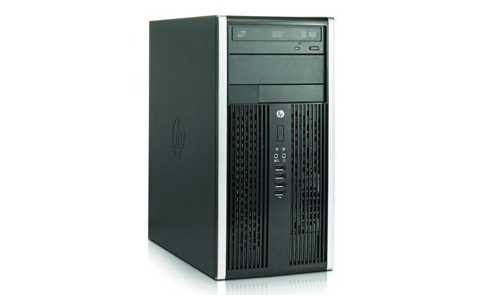 4 מחשב נייח מחודש HP דגם 8300 עם זיכרון 8GB ומעבד i5