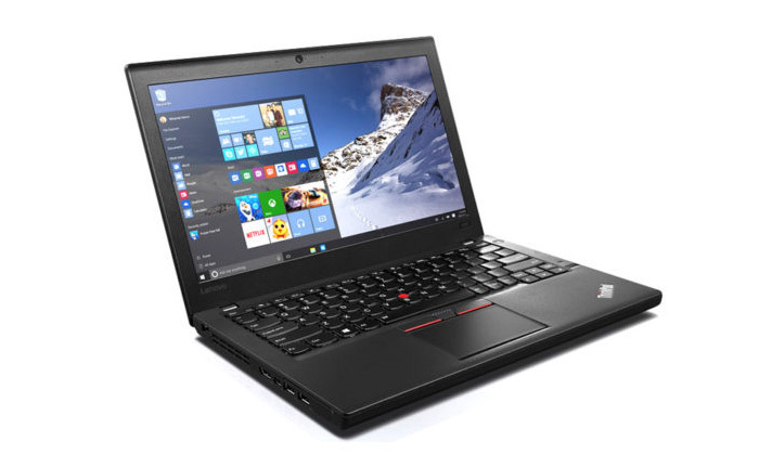 """4 מחשב נייד מחודש Lenovo דגם X260 עם מסך """"12.5, זיכרון 8GB ומעבד i5 - משלוח חינם"""