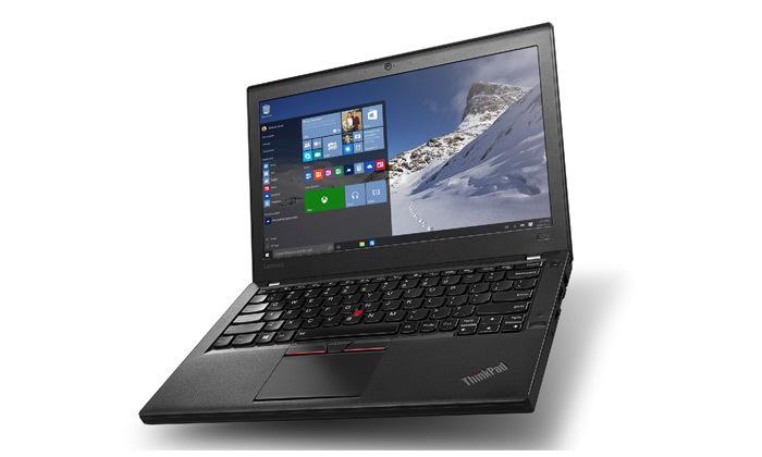 """3 מחשב נייד מחודש Lenovo דגם X260 עם מסך """"12.5, זיכרון 8GB ומעבד i5 - משלוח חינם"""