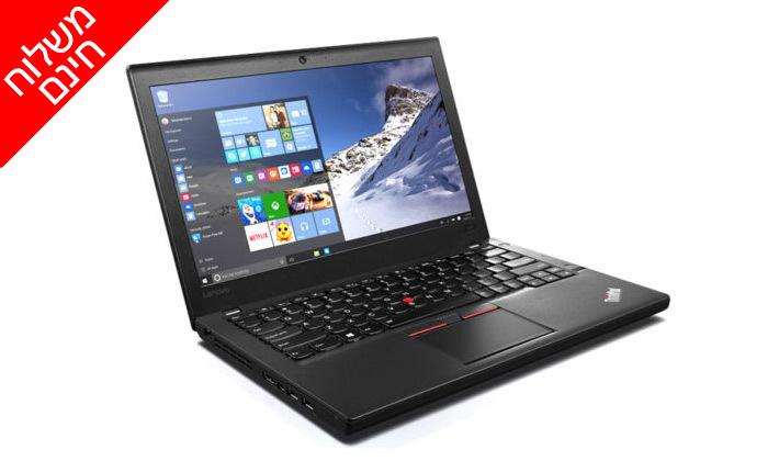 4 מחשב נייד Lenovo עם מסך 12.5 אינץ' - משלוח חינם