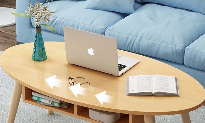 6 שולחן סלון גולן RAMOS