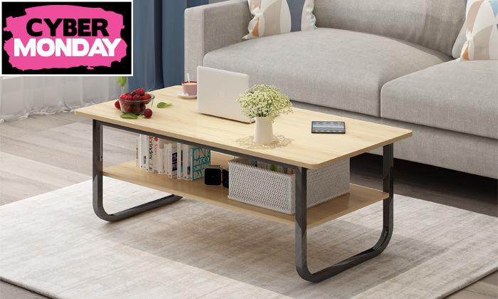2 שולחן סלון אריסטו RAMOS