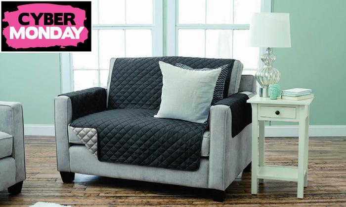 8 כיסוי דו צדדי לכורסאות ולספות