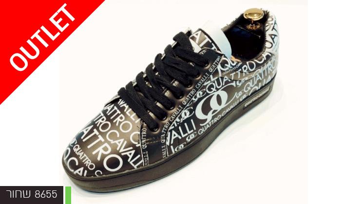 5 נעלי סניקרס אופנתיות לגברים Quattro Cavalli