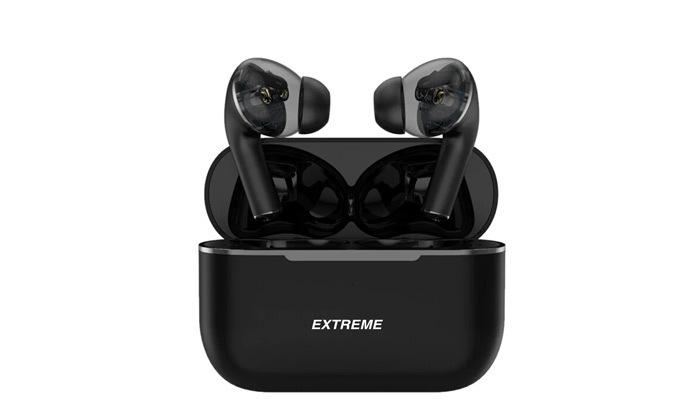 2 אוזניות בלוטוס עם טכנולוגיה מתקדמת עם סופר באס