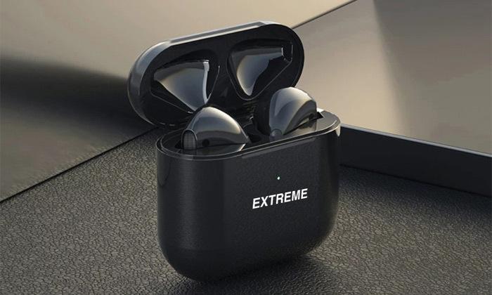 3 אוזניות בלוטוס עם טכנולוגיה מתקדמת עם סופר באס