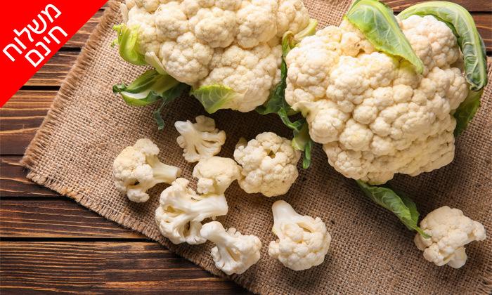 2 6 מארזי ירקות קפואים במשלוח חינם עד הבית מחדרה ועד הרצליה