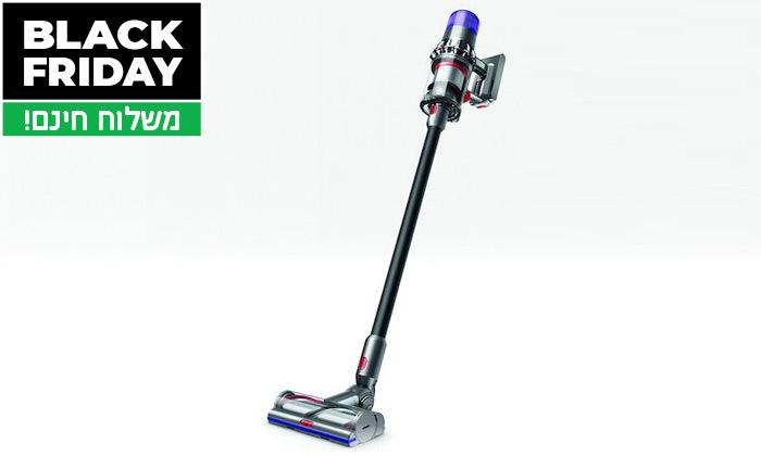 2 שואב אבק אלחוטי Dyson V11 Total Clean Extra - משלוח חינם