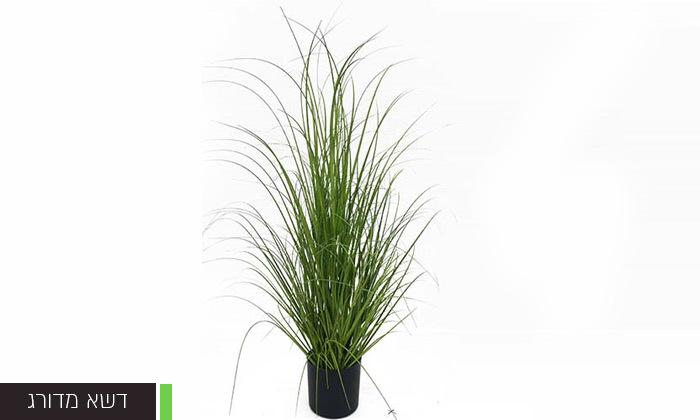 6 צמחים מלאכותיים עם מעמדים