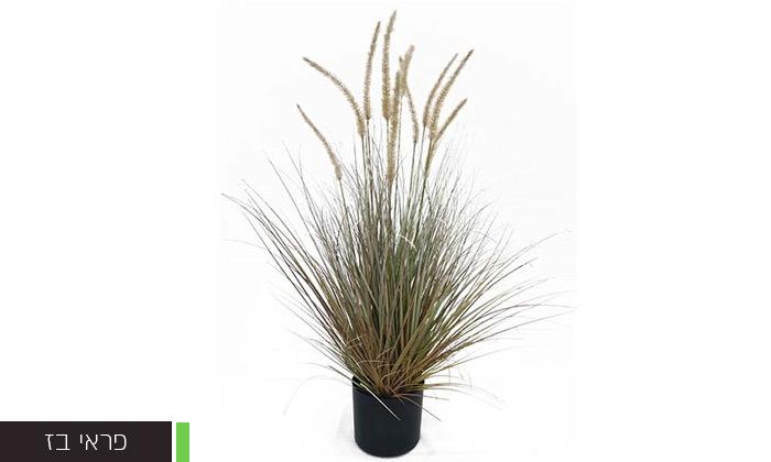 12 צמחים מלאכותיים עם מעמדים