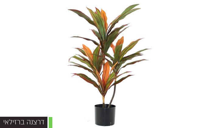 14 צמחים מלאכותיים עם מעמדים