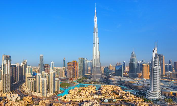 3 חדש ב-GROO: נופש בדובאי כולל טיסות ישירות ומלון, גם בחנוכה