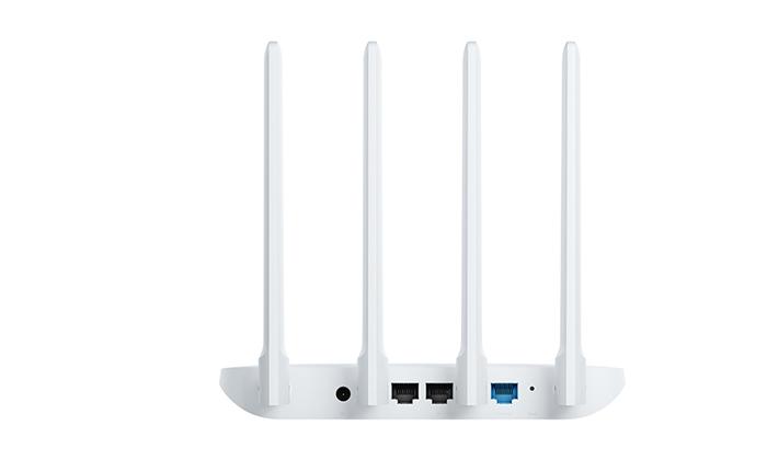3 נתב חכם4 אנטנותXiaomi דגםMi Router 4C