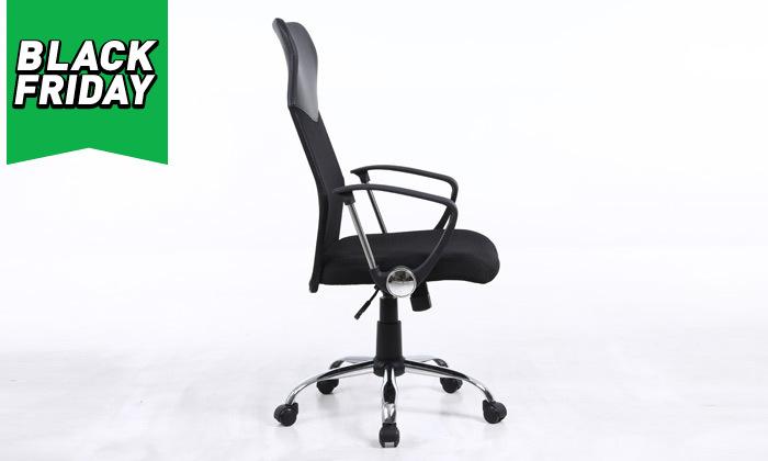 4 כיסא מנהלים SIT ON IT, דגםOFFICE PLUS