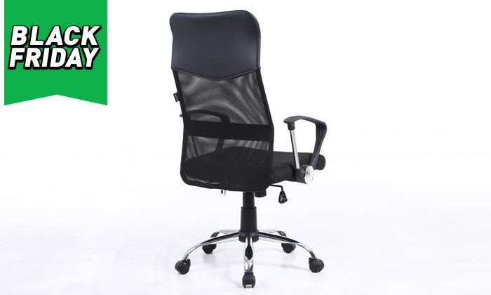 5 כיסא מנהלים SIT ON IT, דגםOFFICE PLUS