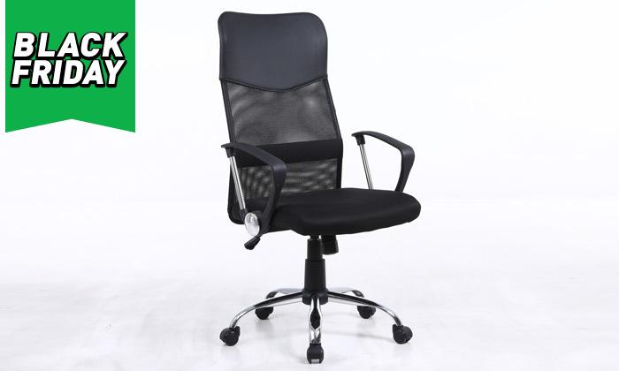 2 כיסא מנהלים SIT ON IT, דגםOFFICE PLUS