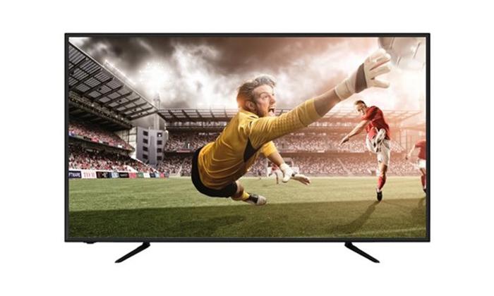 2 טלוויזיה SMART 4K S. Digital, מסך 65 אינץ'