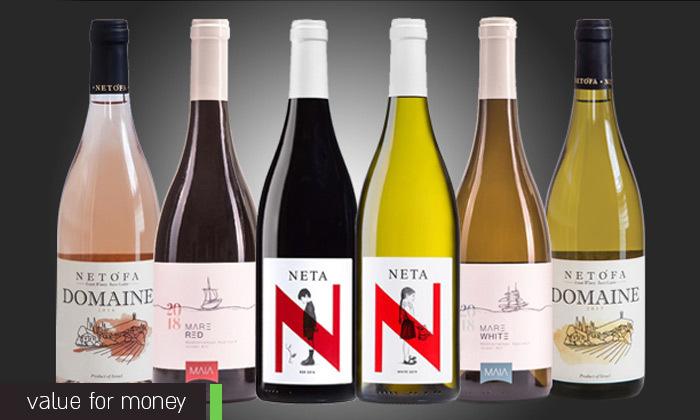 מארז יינות כשרים VALUE FOR MONEY