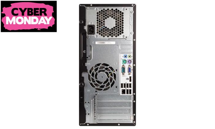 4 מחשב נייח HP עם מעבד i5