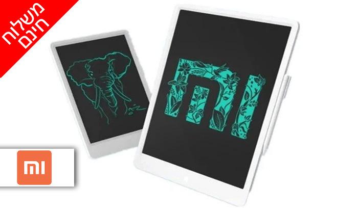 2 לוח ציור אלקטרוני 13.5 אינץ' Mi LCD Blackboard - משלוח חינם