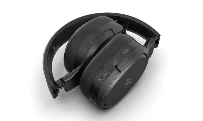 3 אוזניות ביטול רעשים אלחוטיות iFrogz דגם AIRTIME VIBE