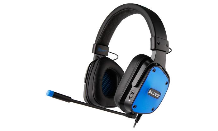 אוזניות גיימינג SADES, דגם Dpower Stereo - משלוח חינם