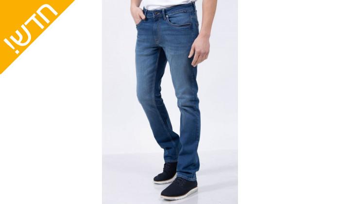 2 מכנסי ג'ינסנאוטיקה לגברים NAUTICA