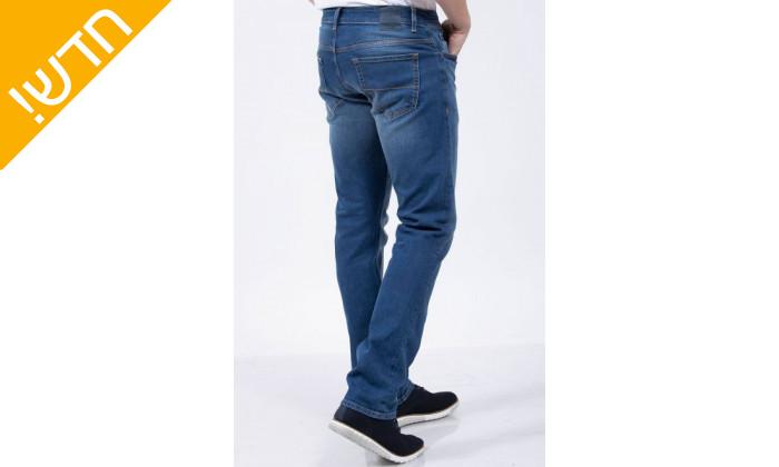 3 מכנסי ג'ינסנאוטיקה לגברים NAUTICA