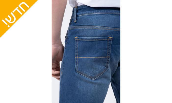 4 מכנסי ג'ינסנאוטיקה לגברים NAUTICA