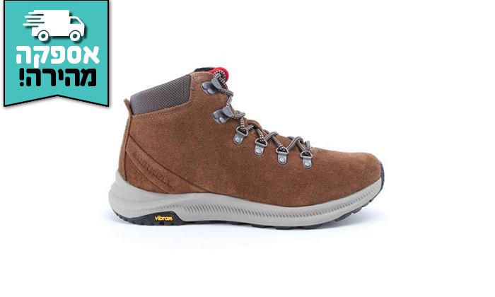 3 נעלי הליכהמירל לגברים Merrell