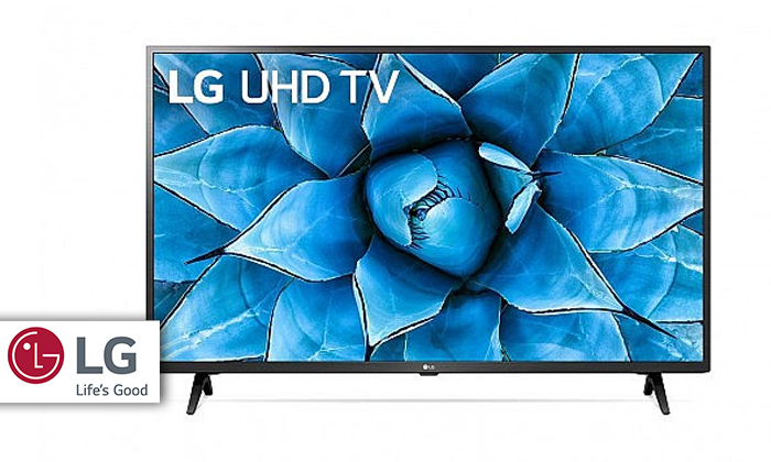2 טלוויזיה חכמה 43 אינץ' LG, דגם43UN7340