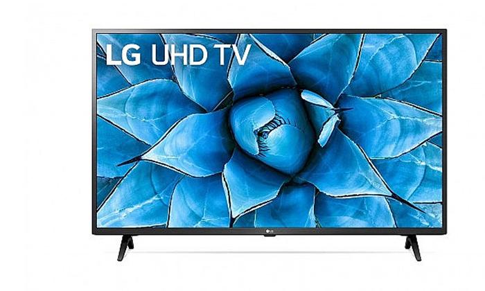 3 טלוויזיה חכמה 43 אינץ' LG, דגם43UN7340