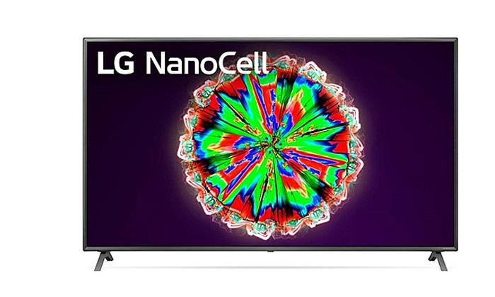 3 טלוויזיה חכמה 50 אינץ' LG דגם50NANO79