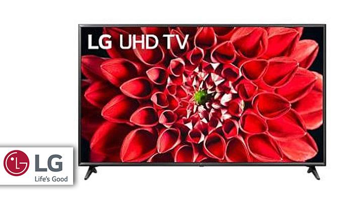2 טלוויזיה חכמה 65 אינץ' LG, דגם65UN7100