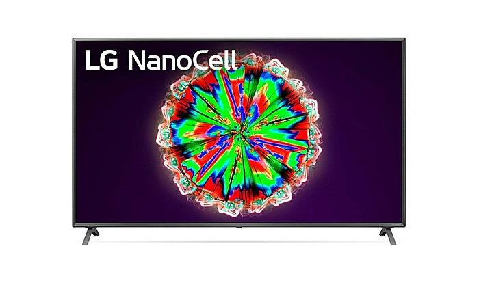 3 טלוויזיה חכמה LG 4K NanoCell, מסך 65 אינץ'
