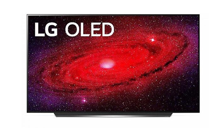 4 טלוויזיה חכמה 65 אינץ' LG דגםOLED65CX