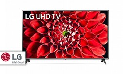 """טלוויזיה """"75 SMART 4K LG"""