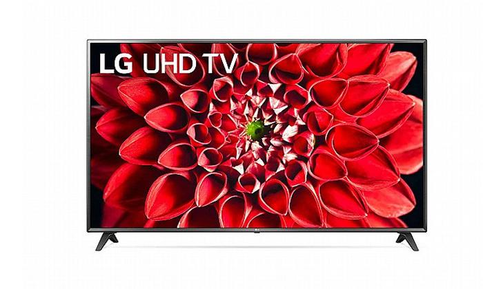 3 טלוויזיה חכמה 75 אינץ' LG דגם 75UN7100