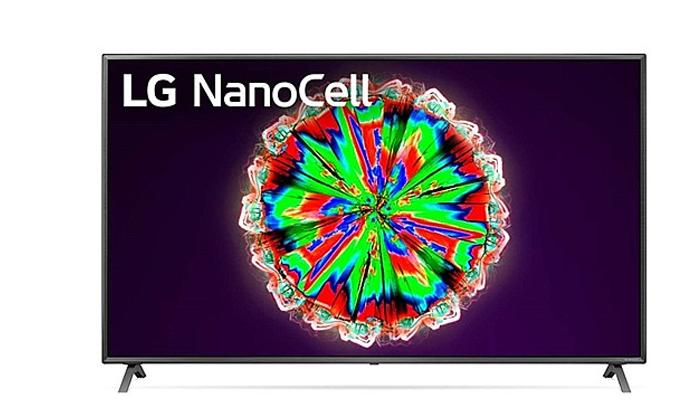 """3 טלוויזיה חכמה 75"""" LG, דגם75NANO79"""