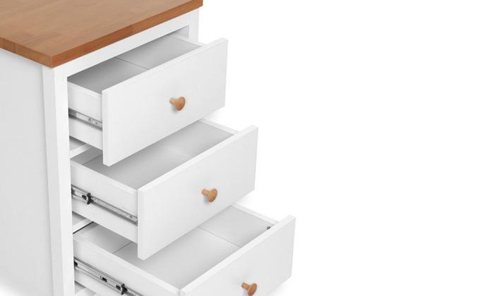 3 שידת אחסון Tudo Design דגם אלאדין