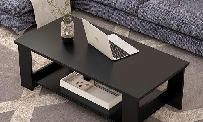 2 שולחן סלון מלבני ראמוס עיצובים דגם פלוטו