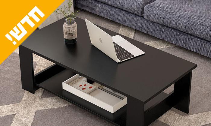 2 שולחן סלון מלבני דגם פלוטו