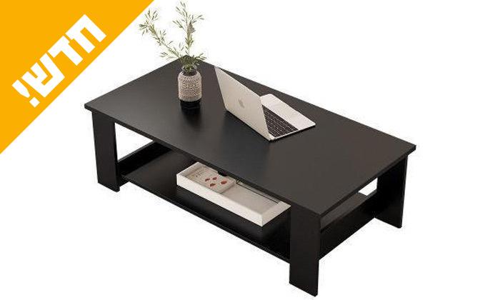 5 שולחן סלון מלבני דגם פלוטו