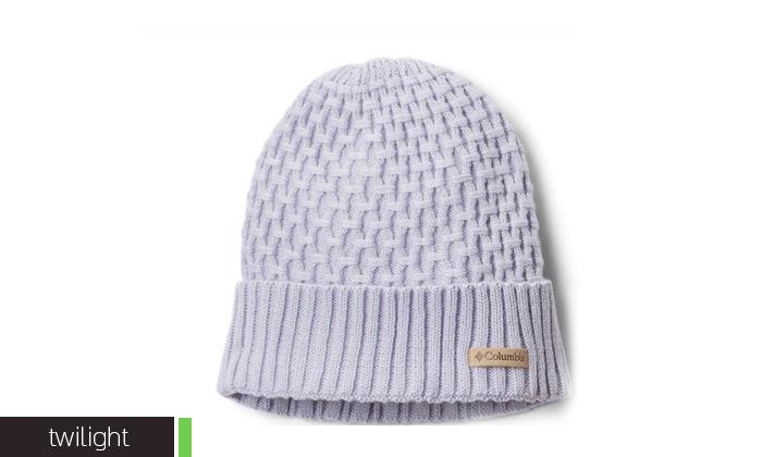 3 כובע גרב Columbia דגם Hideaway Haven Cabled