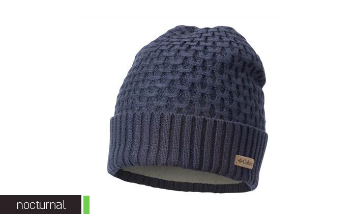 5 כובע גרב Columbia דגם Hideaway Haven Cabled