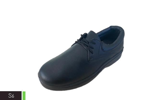 8 2 זוגות נעליים שחורות לגברים במבחר דגמים